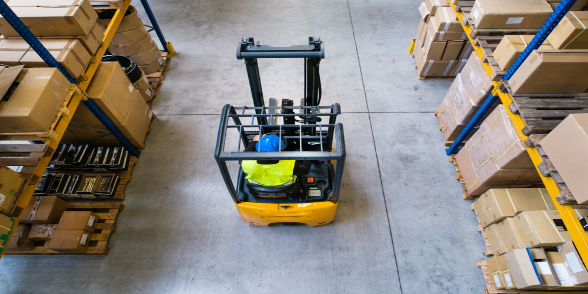 Used forklifts in Surrey British Columbia